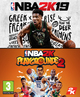 Zestaw NBA 2K19 + NBA 2K Playgrounds 2 (PC) DIGITAL (klucz STEAM)