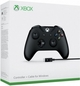 Xbox One Microsoft Wireless Controller + Cable For Windows Xbox One/PC
