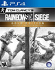 Tom Clancy's Rainbow Six SIEGE Złota Edycja (PS4)