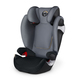 Cybex Solution M Graphite Black Kurier Gratis