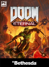 DIGITAL Doom Eternal + Bonus PL (PC) (klucz BETHESDA.NET)