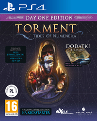 Torment: Tides of Numenera Day One (PS4)