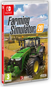 Farming Simulator 20 (NS)