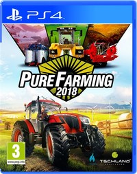 Pure Farming 2018 + BONUS (PS4)