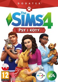 DIGITAL The Sims 4 Psy i Koty PL (PC) (klucz ORIGIN)