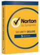 DIGITAL Norton Security Deluxe 3.0 PL (5 stanowisk, 1 rok) + WiFi Privacy - klucz