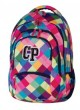CoolPack College Plecak Szkolny 27L Patchwork 59756CP