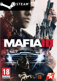 DIGITAL Mafia III (PC) PL + DLC (klucz STEAM)