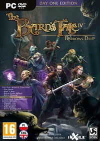 The Bard's Tale IV: Barrows Deep Day1 Edition (PC)