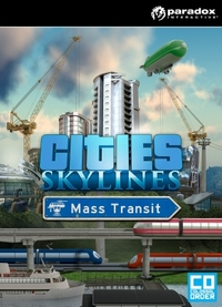 Cities: Skylines - Mass Transit (PC/MAC/LX) DIGITAL (klucz STEAM)