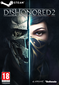 DIGITAL Dishonored 2 + DLC (PC) PL (klucz STEAM)