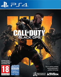 Call of Duty: Black Ops 4 PL (PS4)