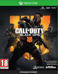 Call of Duty: Black Ops 4 PL (Xbox One)