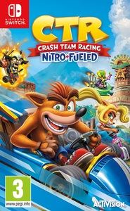 Crash Team Racing Nitro-Fueled (NS)