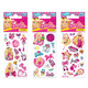 Sticker Boo Naklejki Barbie 66x180 262436