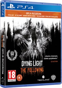 Dying Light: The Following – Enhanced Edition (PS4)
