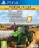 Farming Simulator 19 Premium Edition PL (PS4)