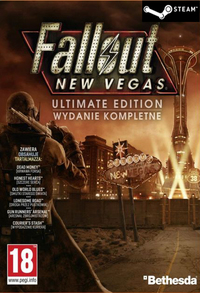 DIGITAL Fallout: New Vegas Ultimate Edition PL (PC) (klucz STEAM)