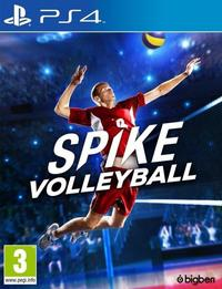 Spike Volleyball PL (PS4)