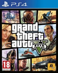 Grand Theft Auto V GTA 5 PL (PS4)