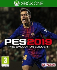 Pro Evolution Soccer 2019 Standard Edition (Xbox One)