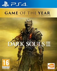 Dark Souls III The Fire Fades Edition GOTY (PS4)