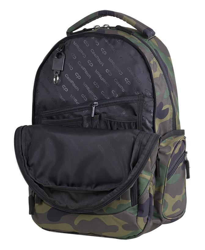 6346e05629887 ... Galeria produktu CoolPack Break Plecak Szkolny Camouflage Classic  89241CP, ...