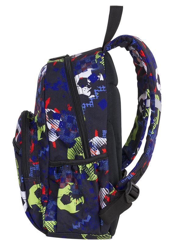 f94bb77d24567 ... Galeria produktu CoolPack Mini Plecak Szkolno-Wycieczkowy 18L Football  84918CP
