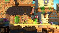 Galeria produktu Yooka-Laylee and the Impossible Lair + Bonus (PS4), obrazek nr 3