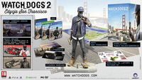 Galeria produktu Watch Dogs 2 Edycja San Francisco (PC), obrazek nr 1