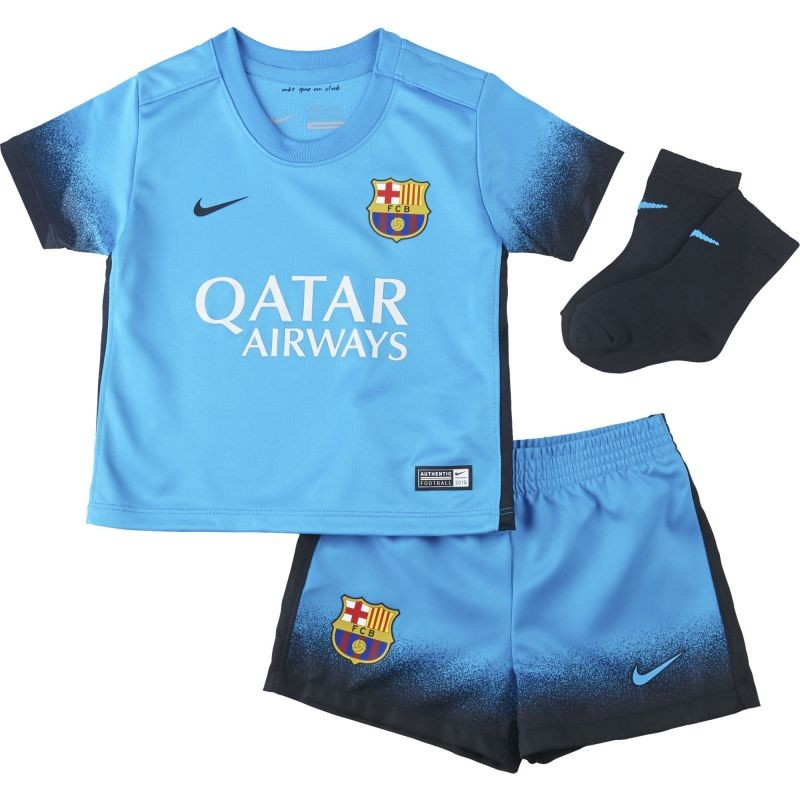 ad5cb53f6 Galeria produktu Komplet piłkarski Nike FC Barcelona Decept Kids 658688-426  12-18 Promocja ...
